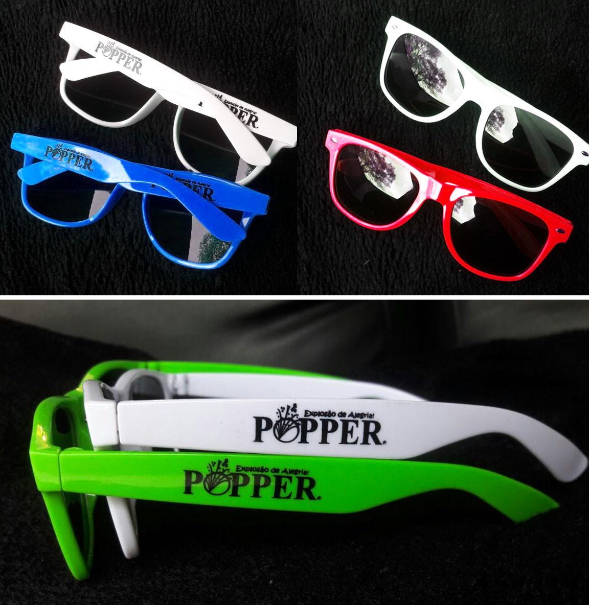 Oculos Personalizado Festa Wayfarer   Elo7 665c8a2650