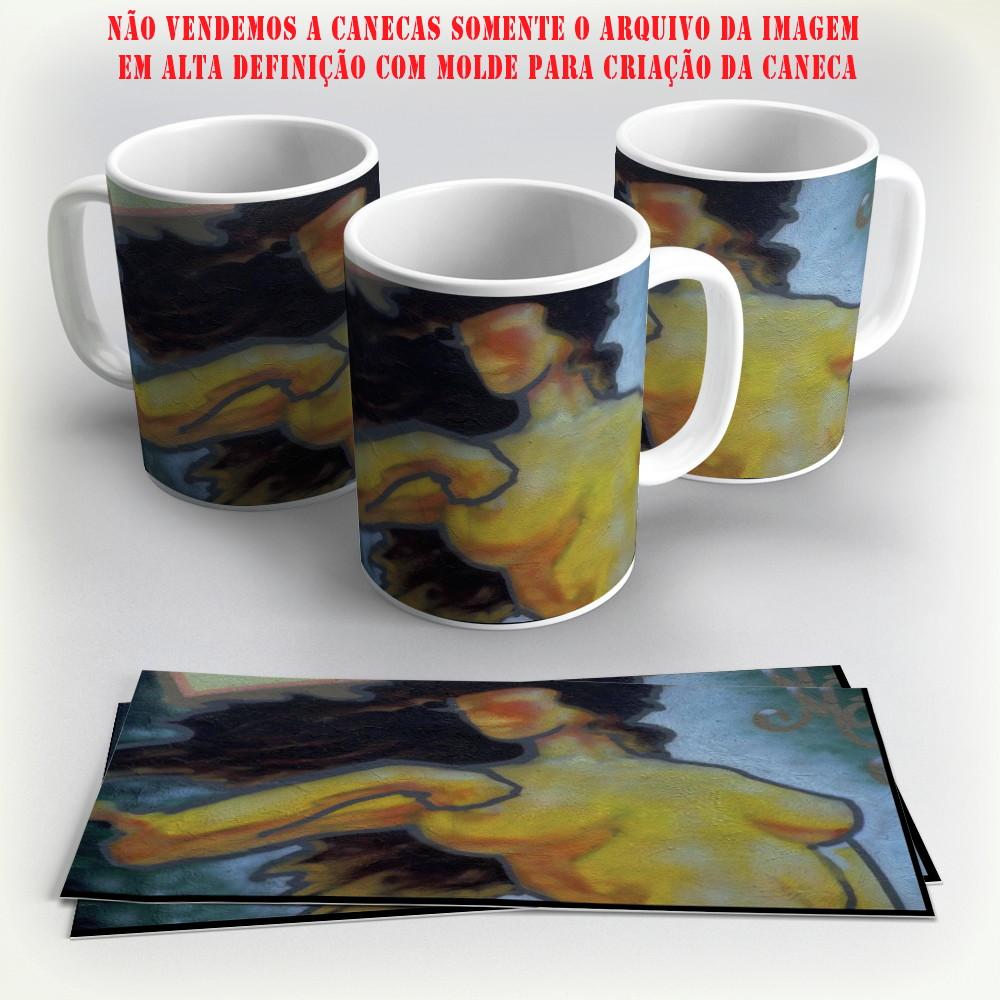 Caneca Abstrato Colorido 2 8098  1b0d52f0296a3