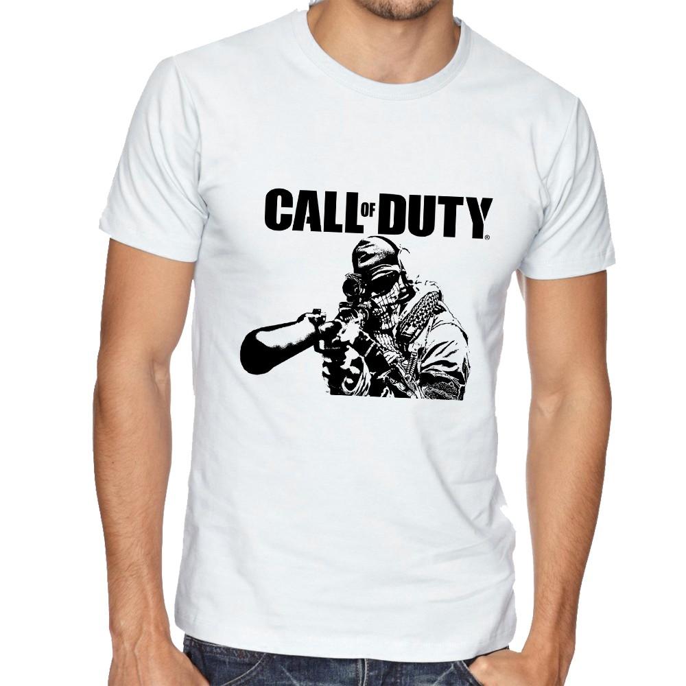 1ce3f2632c Camiseta Infantil Blusa Criança Call of Duty days of summer no Elo7 ...