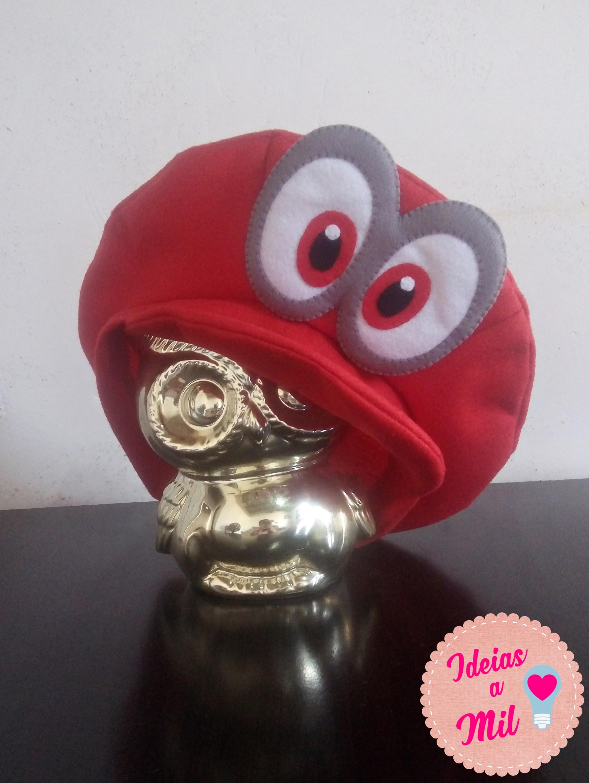 Boina Mario  0b9556ce639