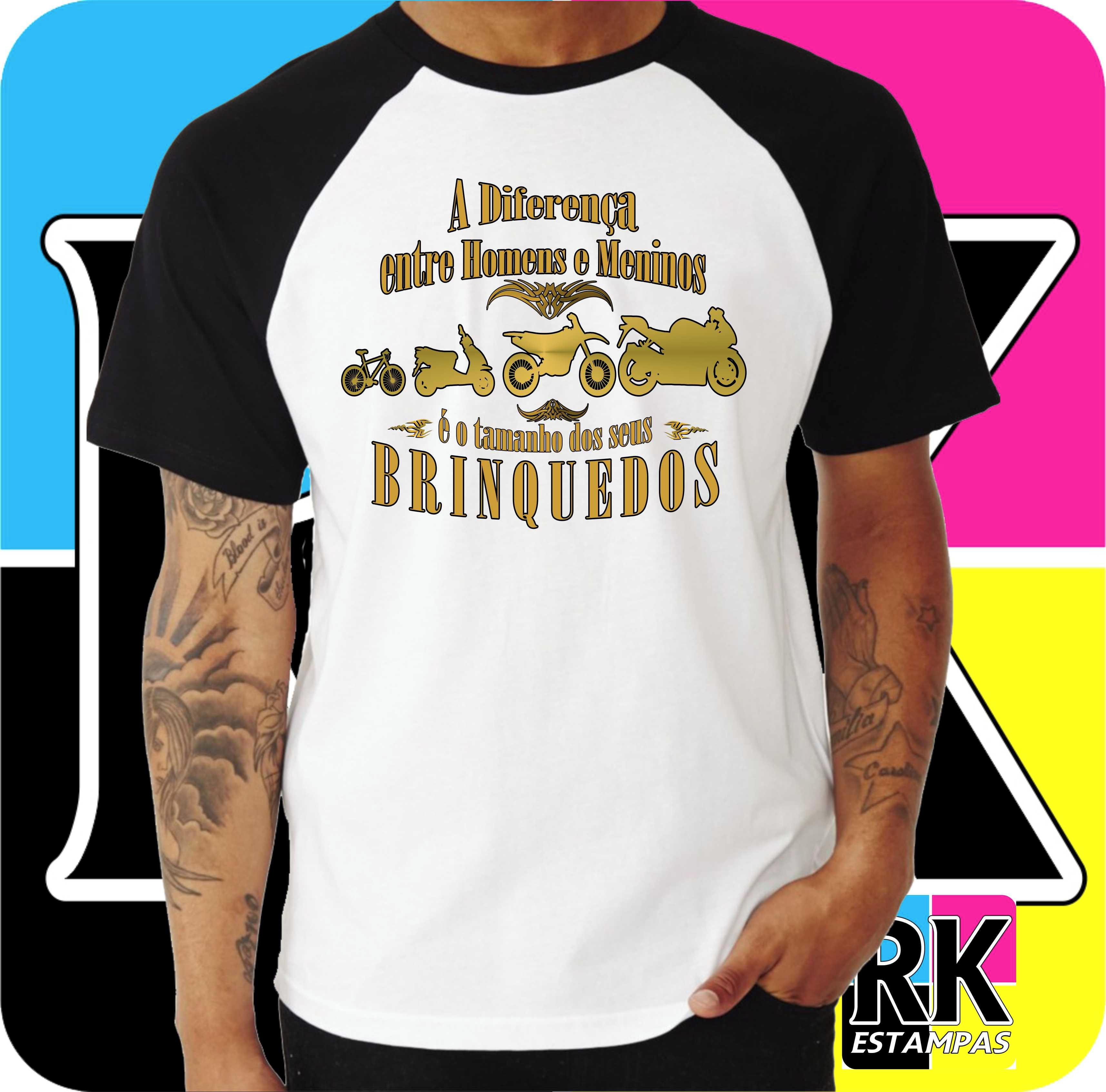 Diferenca Entre Troca de Camiseta  9dbe9de97931c