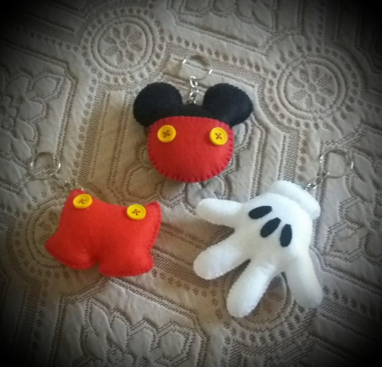 58bc403534f Estojo Mickey Mouse Pronta Entrega