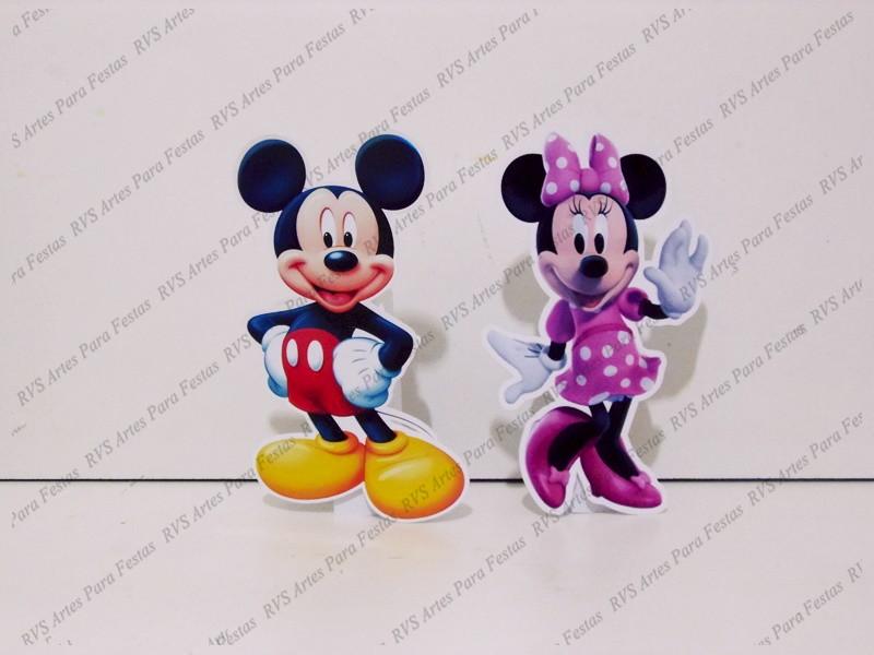 3f26cb768 Mickey Mouse e Minnie Mouse