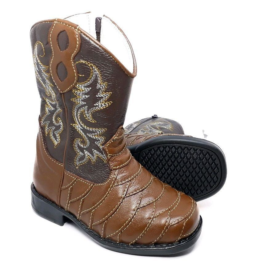 6e950b30ef1dff Bota Country infantil Rodeio Menino Menina Ki-fofo Texana 90