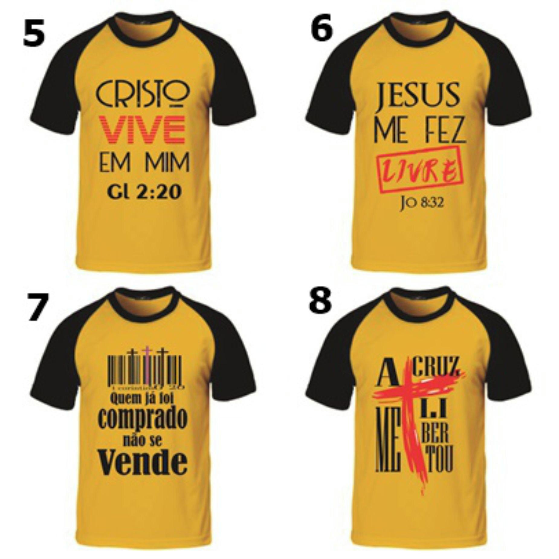 550c9850f Camisas Biblicas
