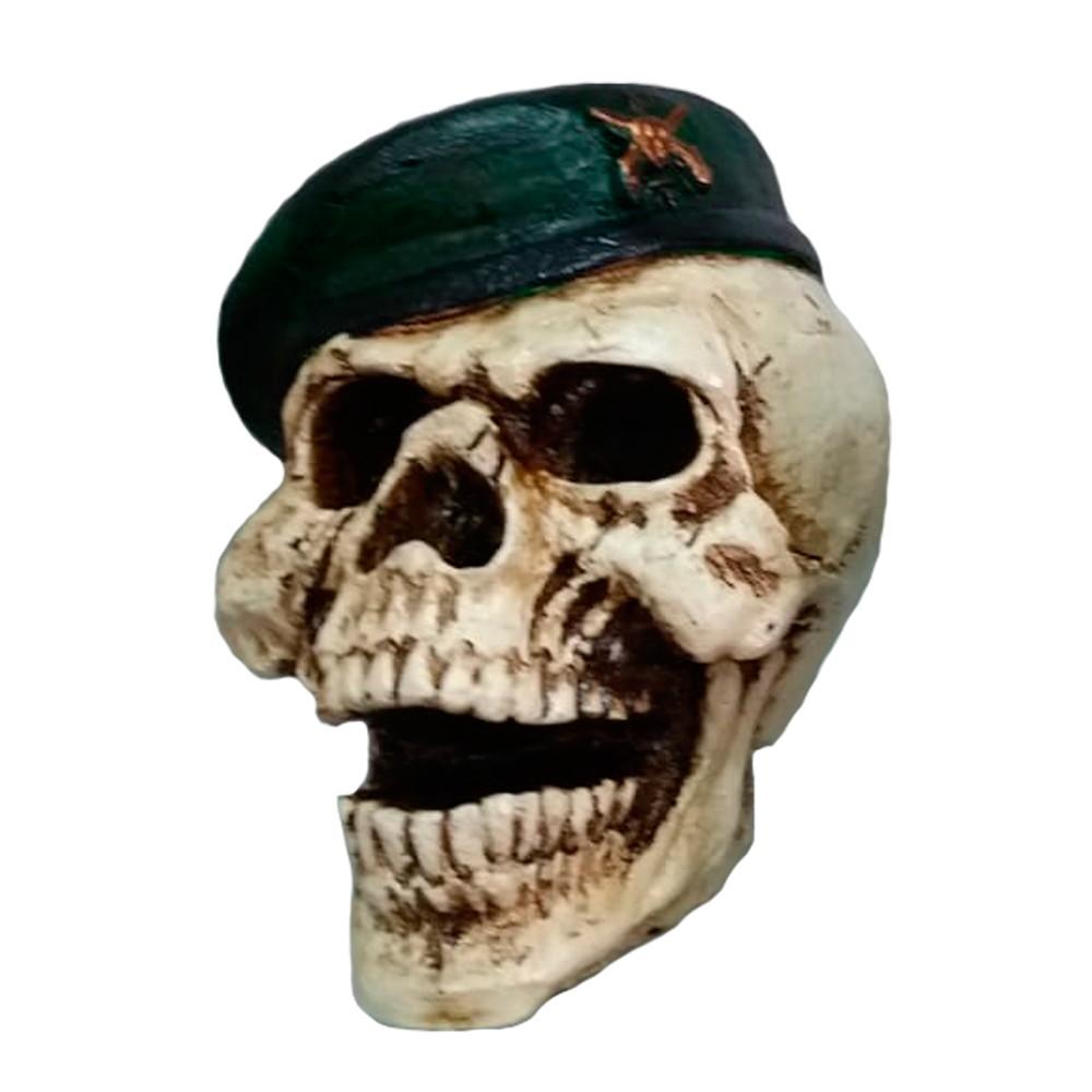 Cranio Boina Verde Camuflagem  884786de7af