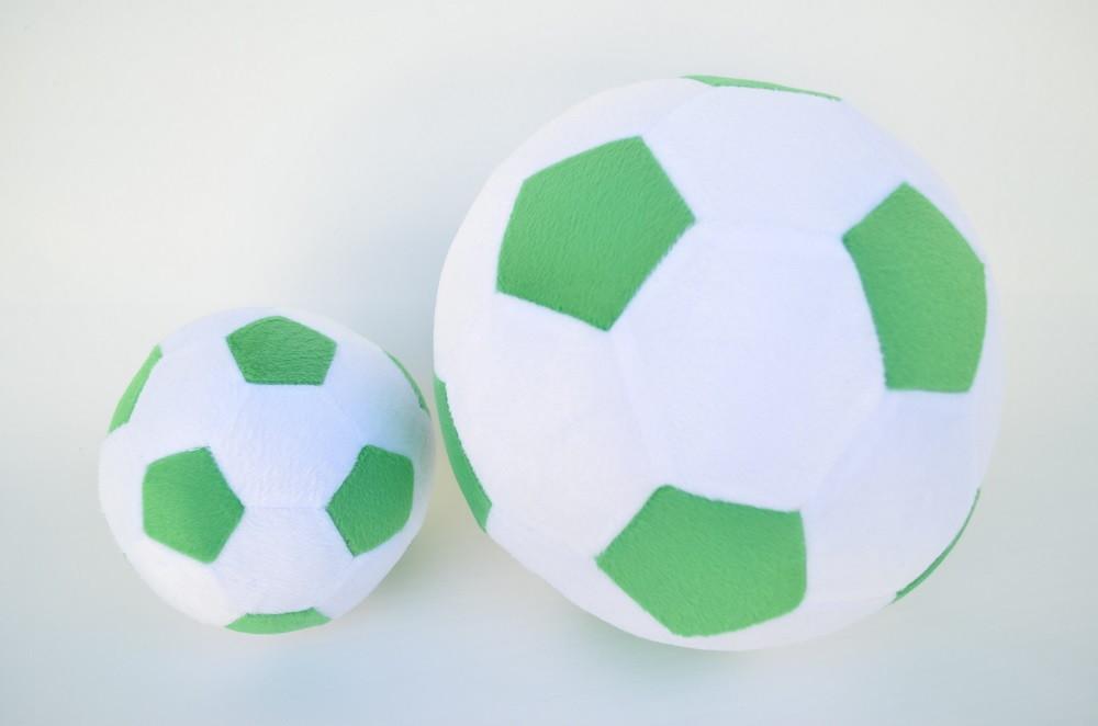 Bola de Futebol de Pelucia  e80a531283e08
