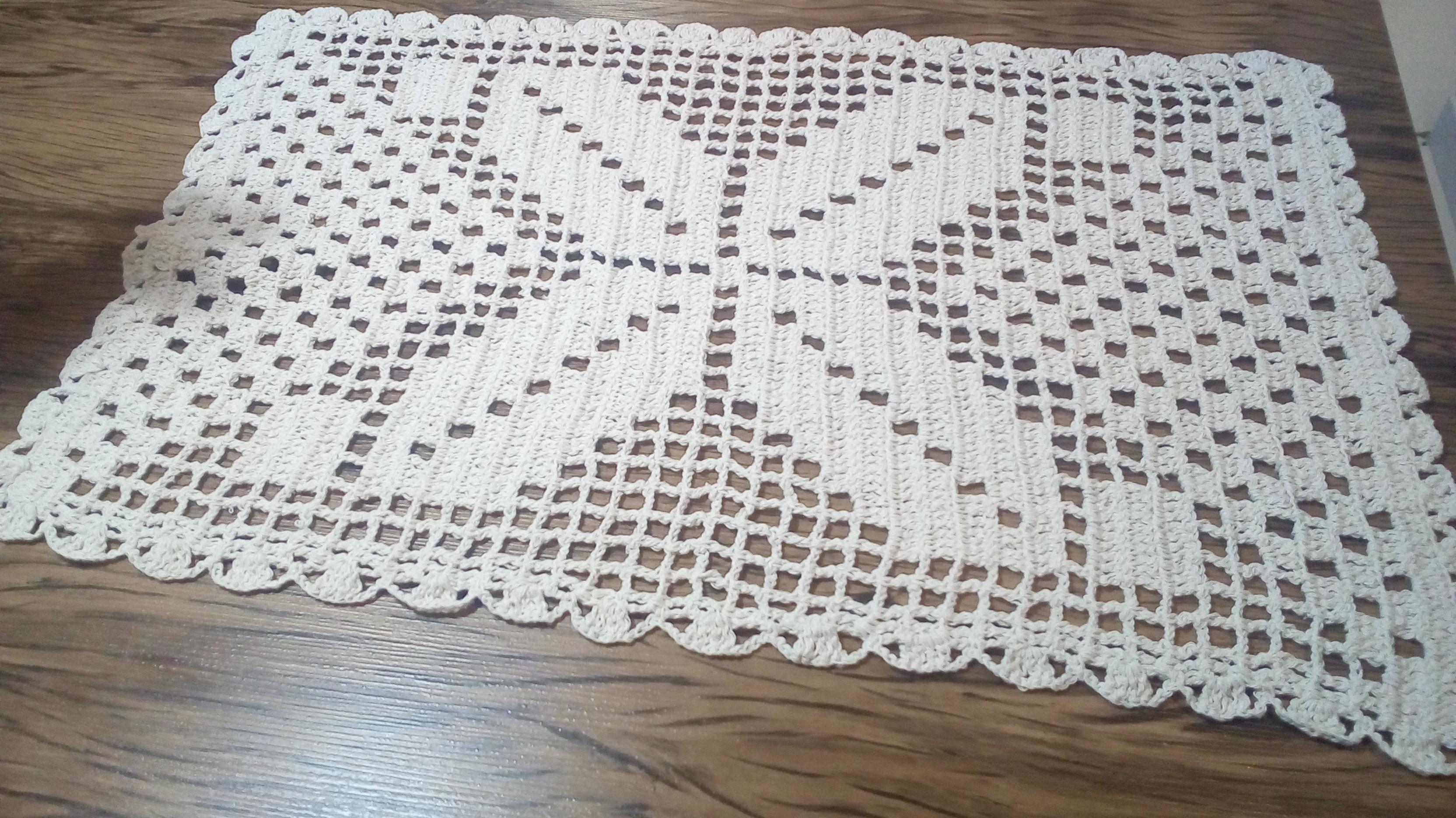 Toalha de croche no Elo7  5766e641158