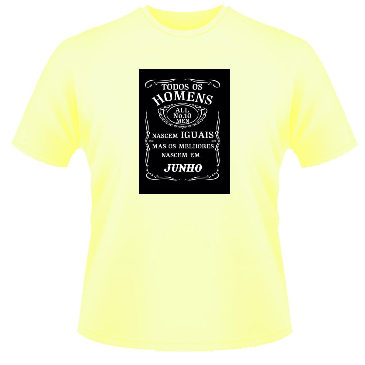 Camisa de Homenagem Crie a Sua Aqui  1bbd9bf2eef88
