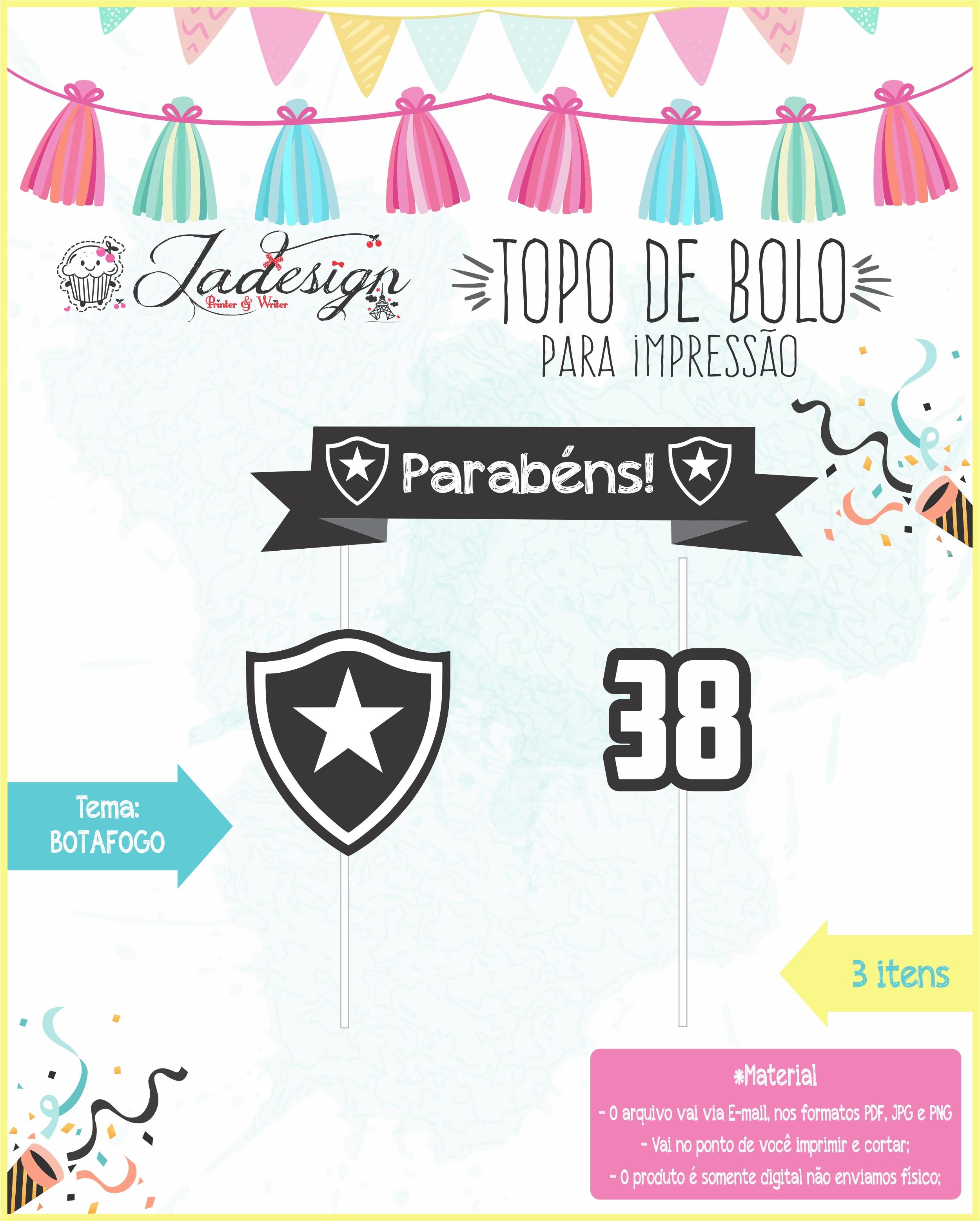 10a107f419ef7 Adesivos Futebol Botafogo