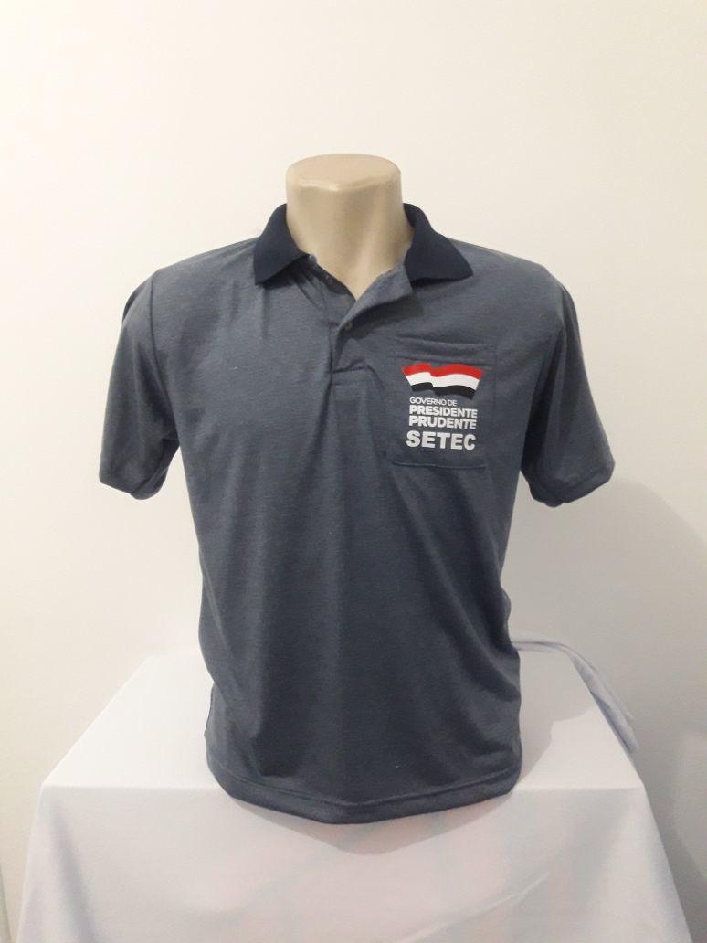 f395b8d7da Camiseta gola Polo Uniforme no Elo7