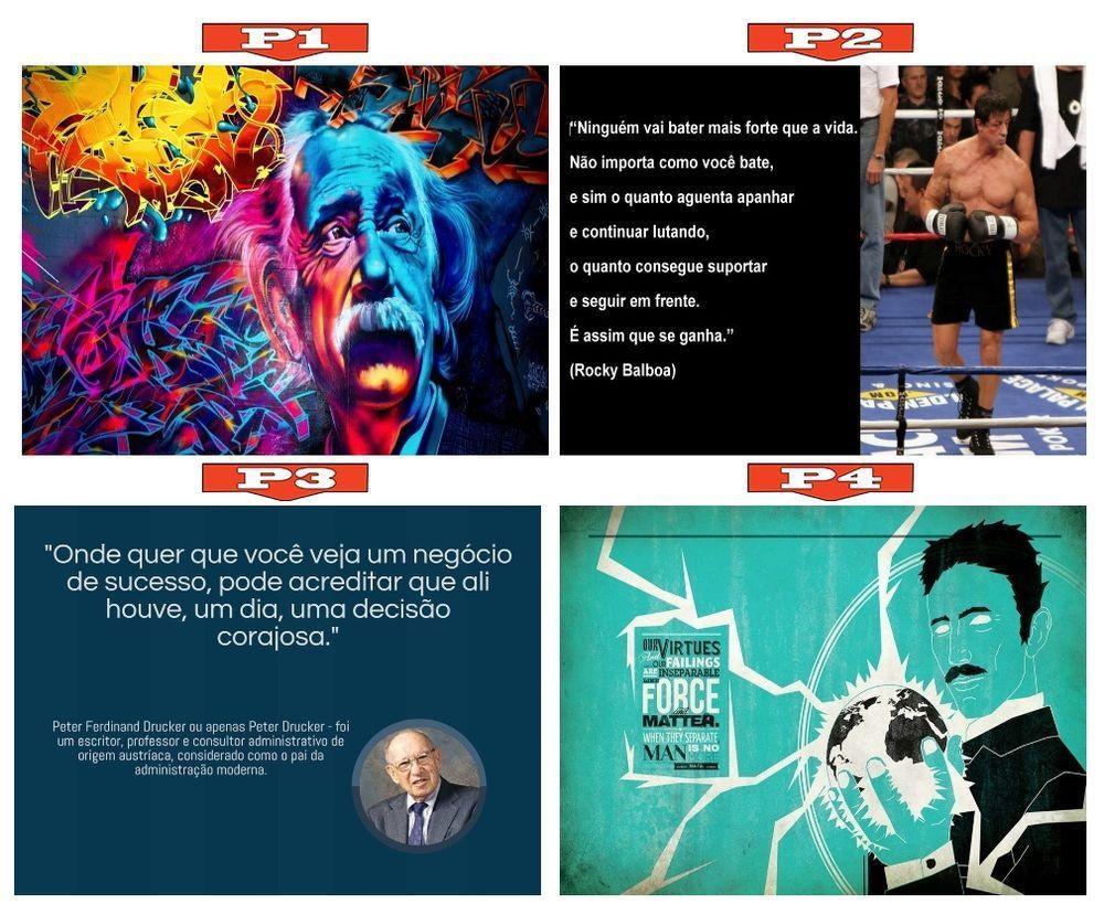 Posteres Motivação Sala De Reuniao De Empresas No Elo7 Podium Cef38f