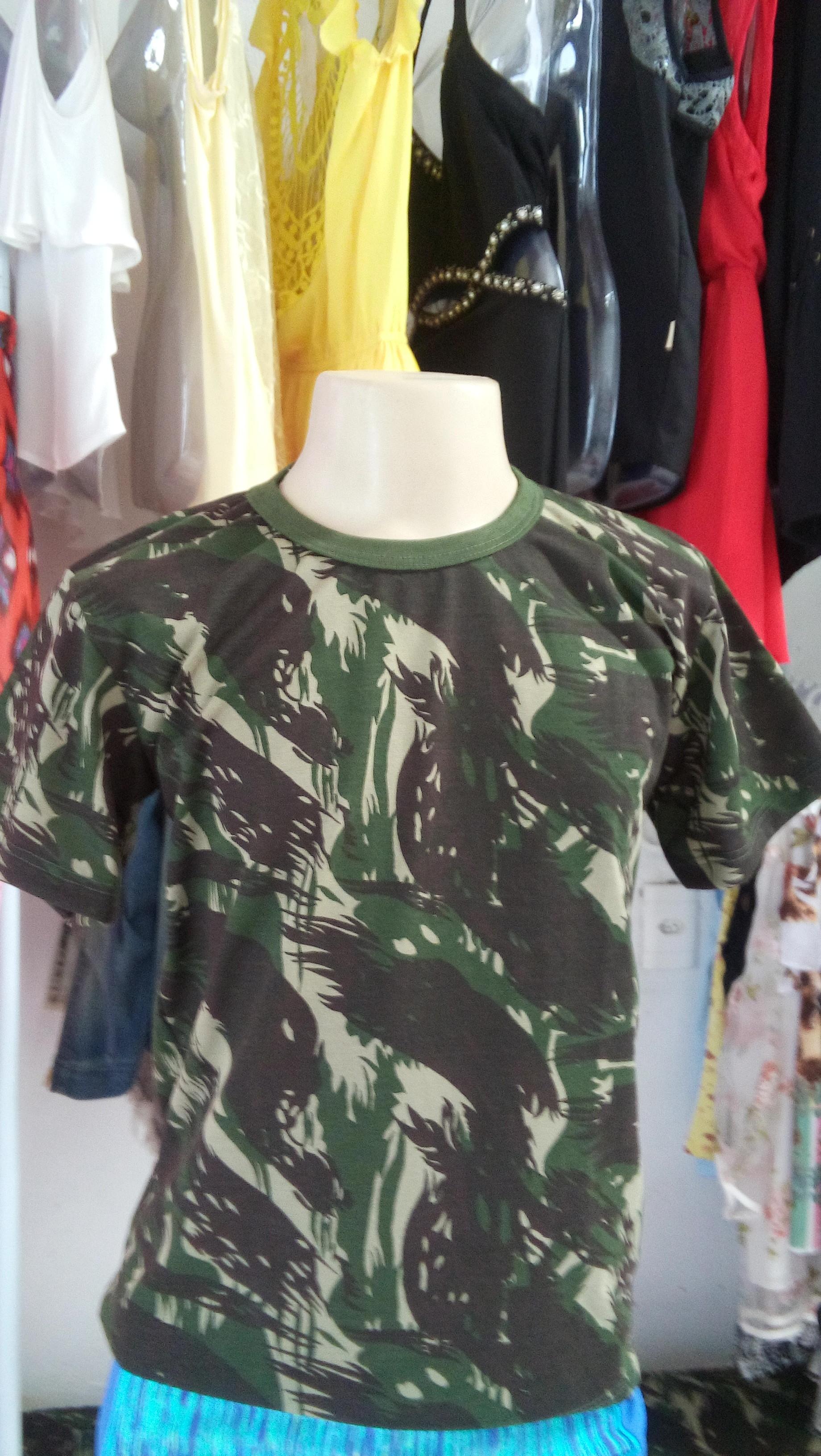 a9ea4e0c0a4da 50 Camisas Camuflada infantil mais 50 Pinturas no Elo7   Ademir de Almeida  Leite (CF21E9)