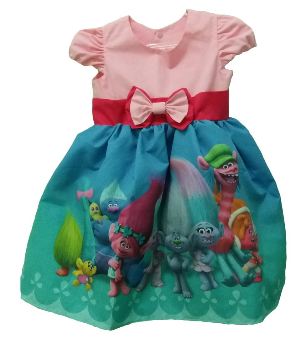 918c53ce0 Vestido Shimmer And Shine Roupa Infantil Tam. 01 Ao 06. no Elo7 ...