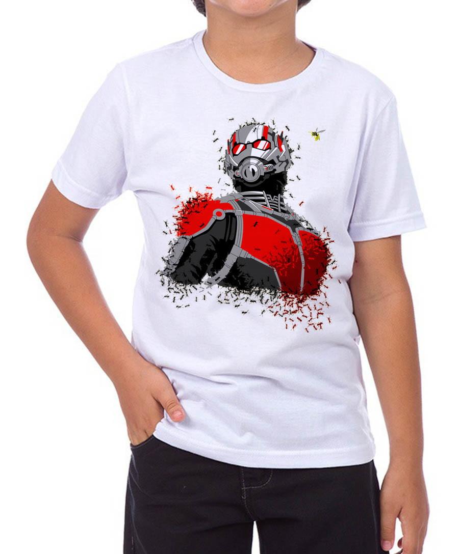 Camiseta Camisa Masculina Homem Formiga filme lançamento no Elo7 ... f0d492321351f