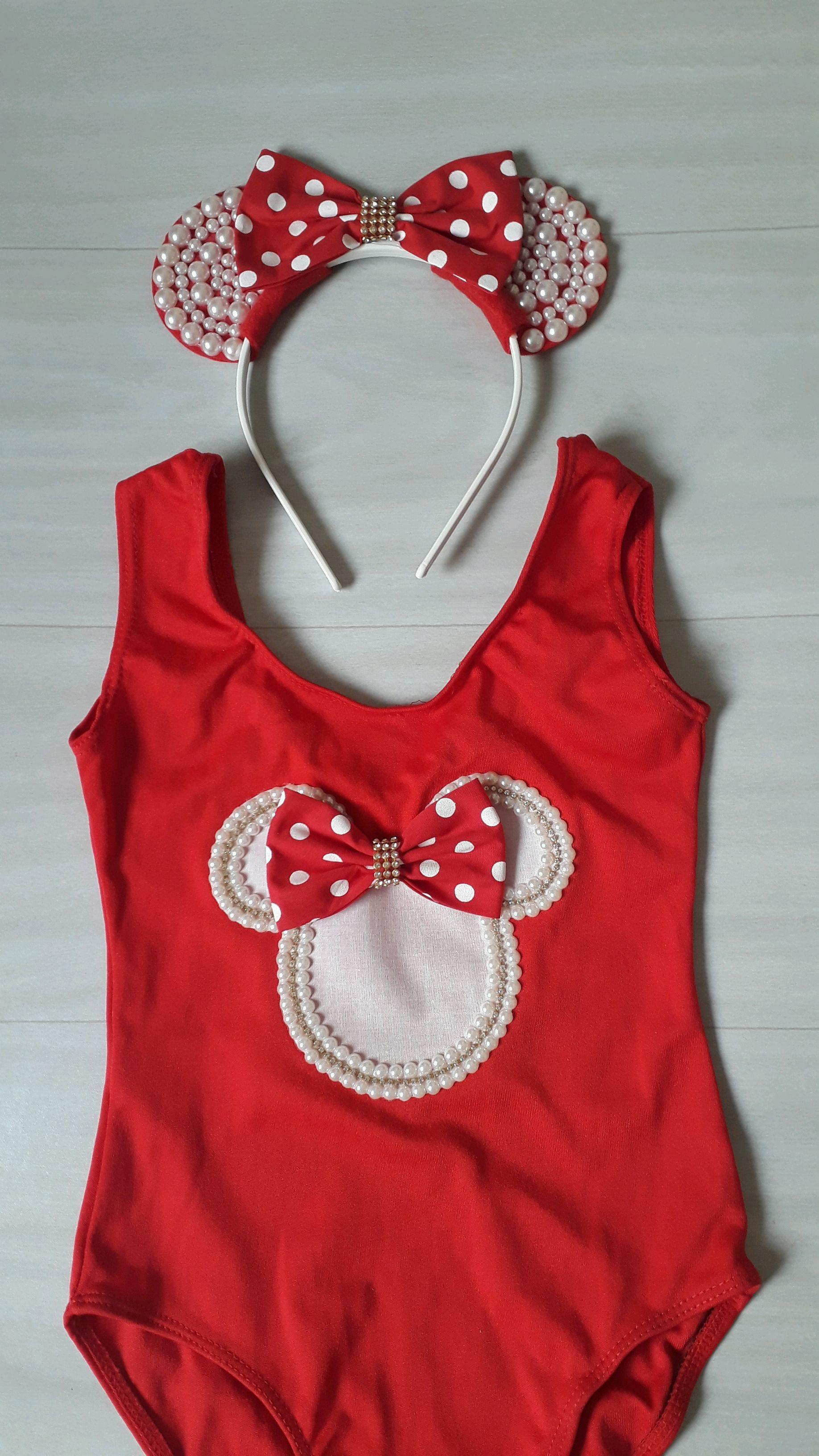 a2b577325d Collant Feminino da Minnie