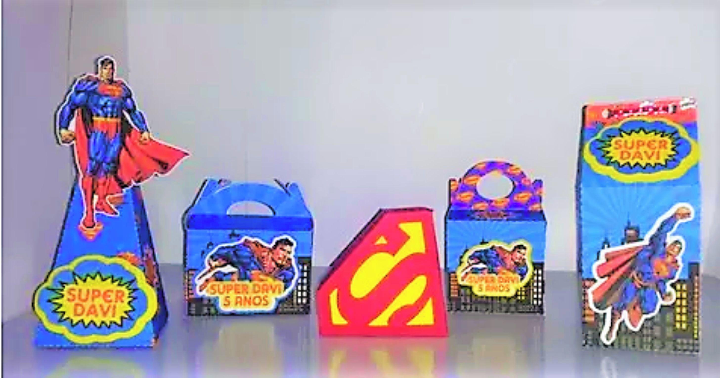 5d94c84a24 Kits Digital Coleção Super Herois
