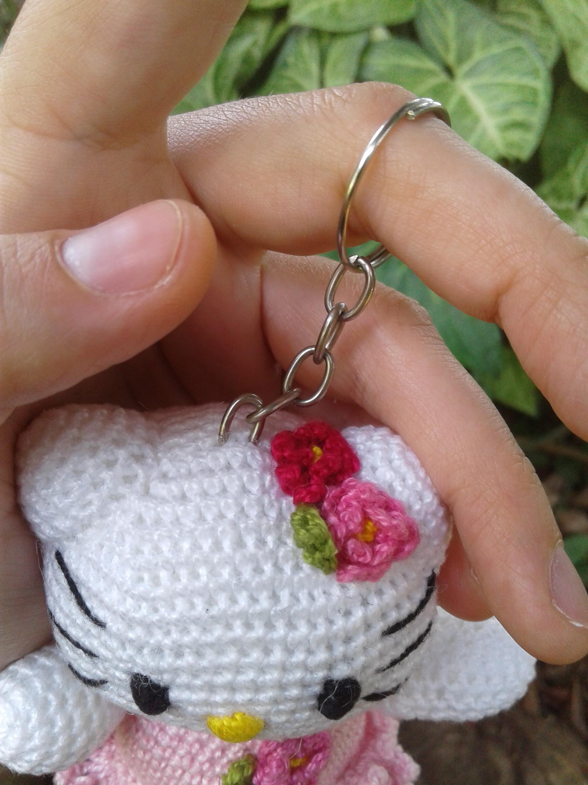 Crochet Amigurumi Cat Free Patterns | Hello kitty crochet, Crochet ... | 2576x1932