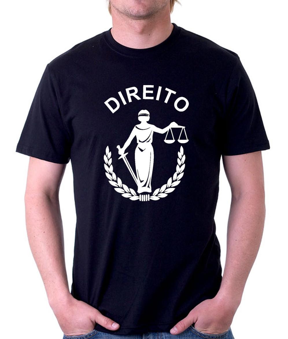 Camiseta Polo Curso de Direito  863cf76679dd0