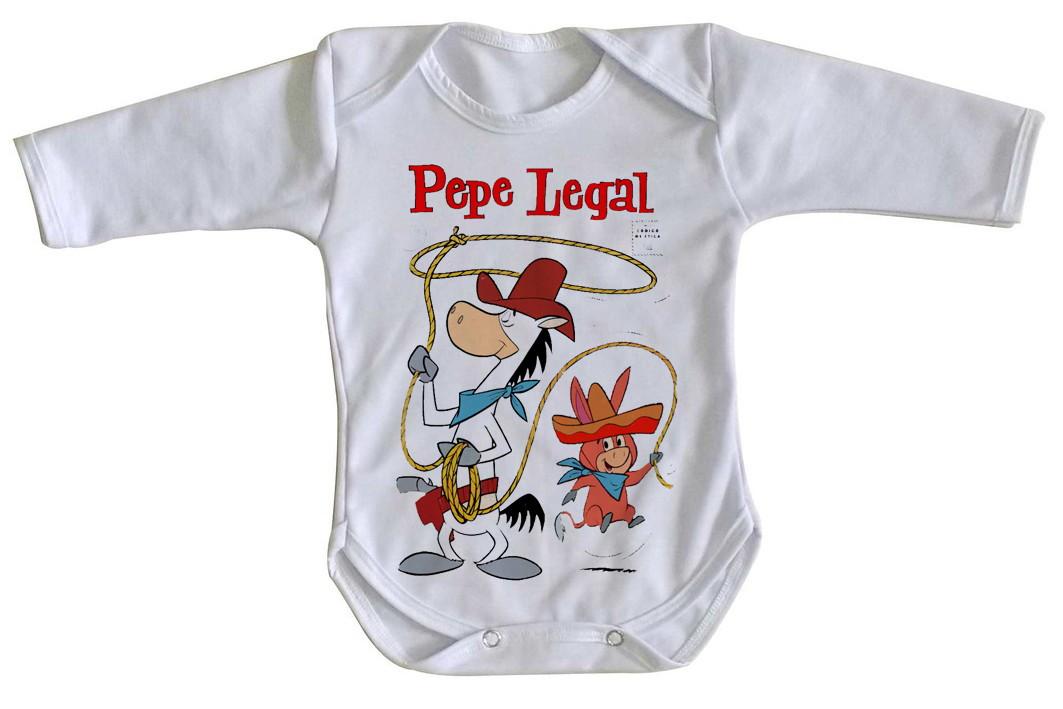 Body Bebe Roupa Infantil Crianca Hanna Barbera Personagens  34ce8ba37994b