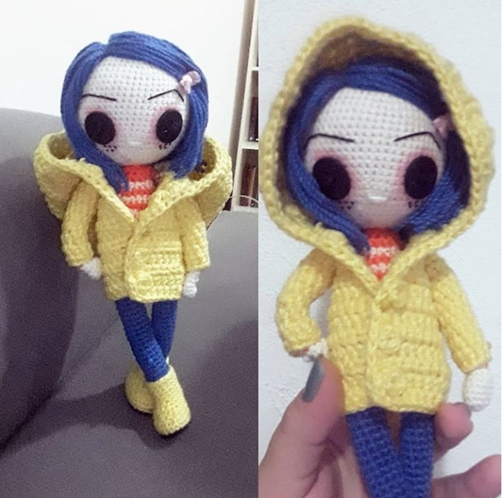 Coraline – Amigurumi Patterns | 713x720