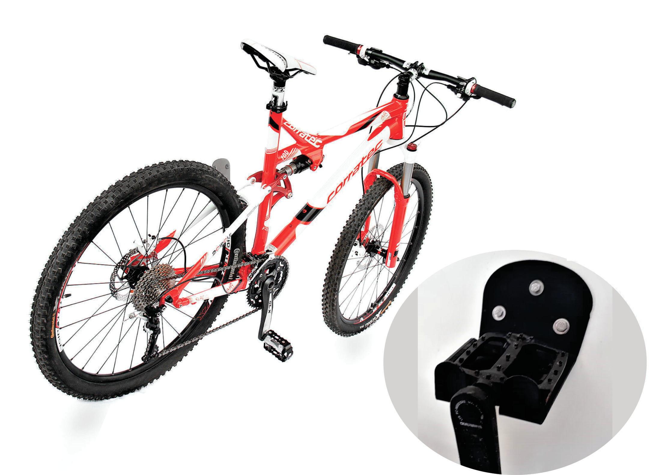 4c583e01f Suporte de Parede para Bicicletas
