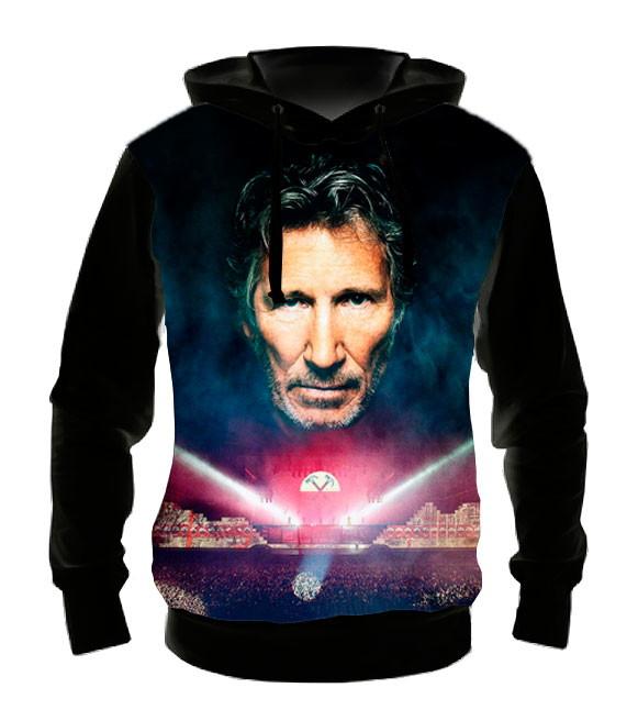 Blusa Moletom Pink Floyd Roger Waters  de9fcb2afd241