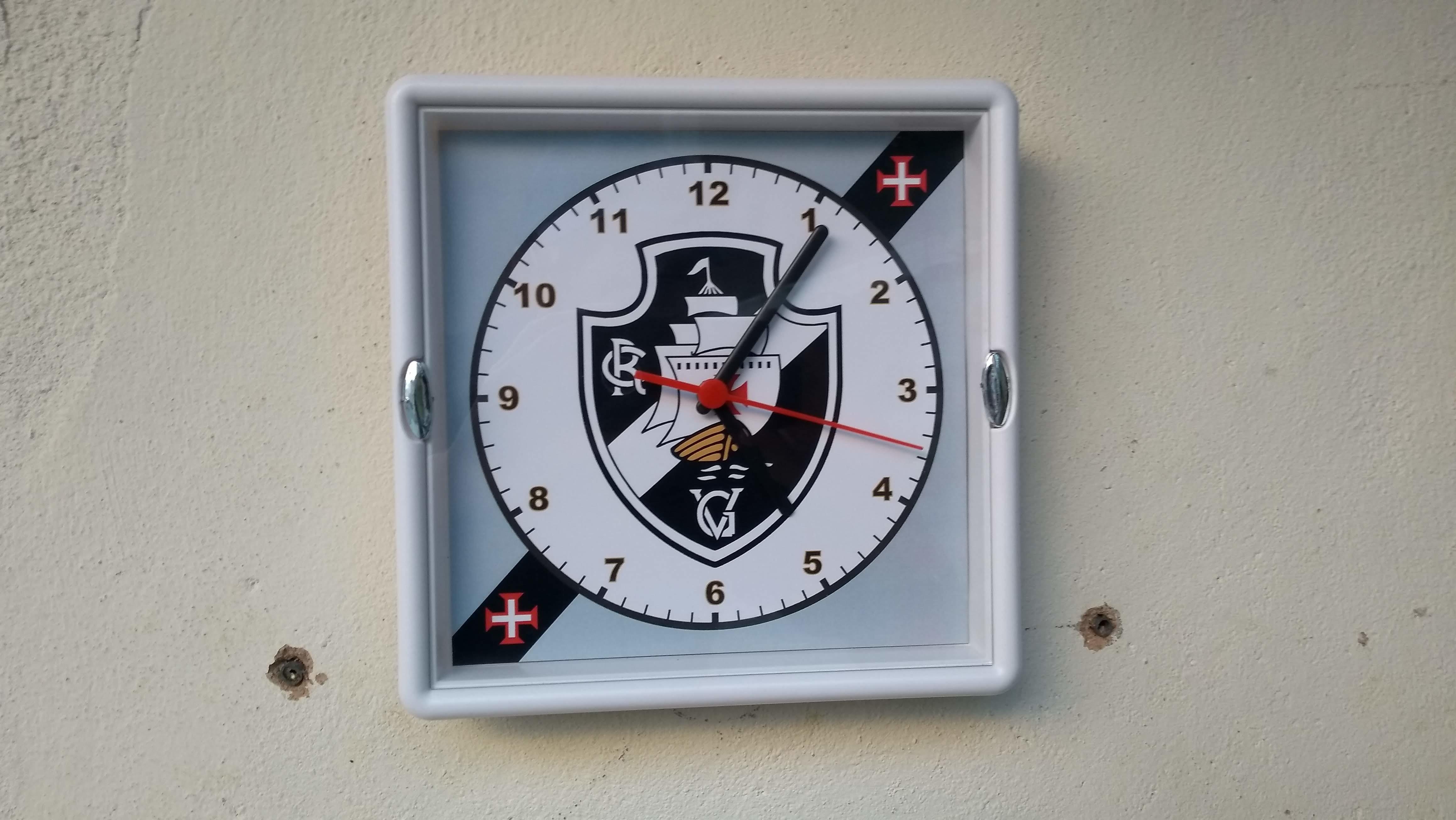c50c6e15cd9 Relogio de Parede Times de Futebol