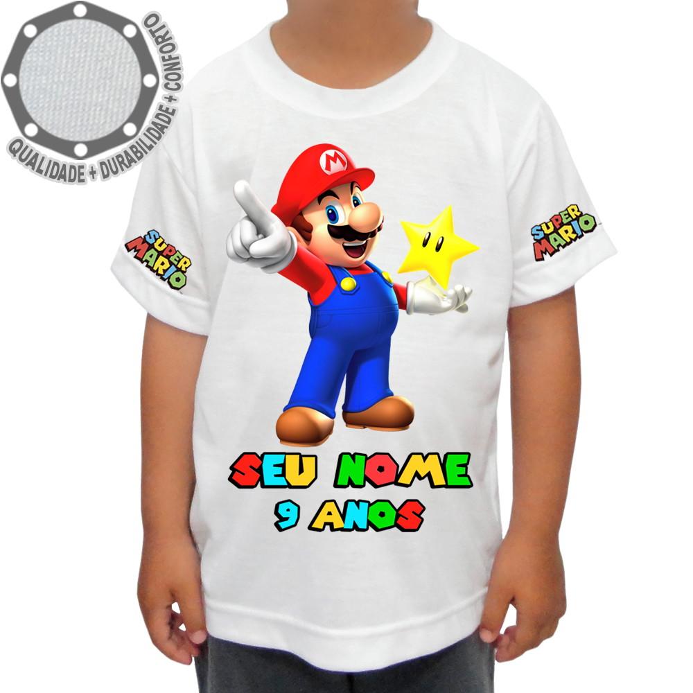 a090020998 Camiseta Personalizada Transfer Camisa ah01686 no Elo7