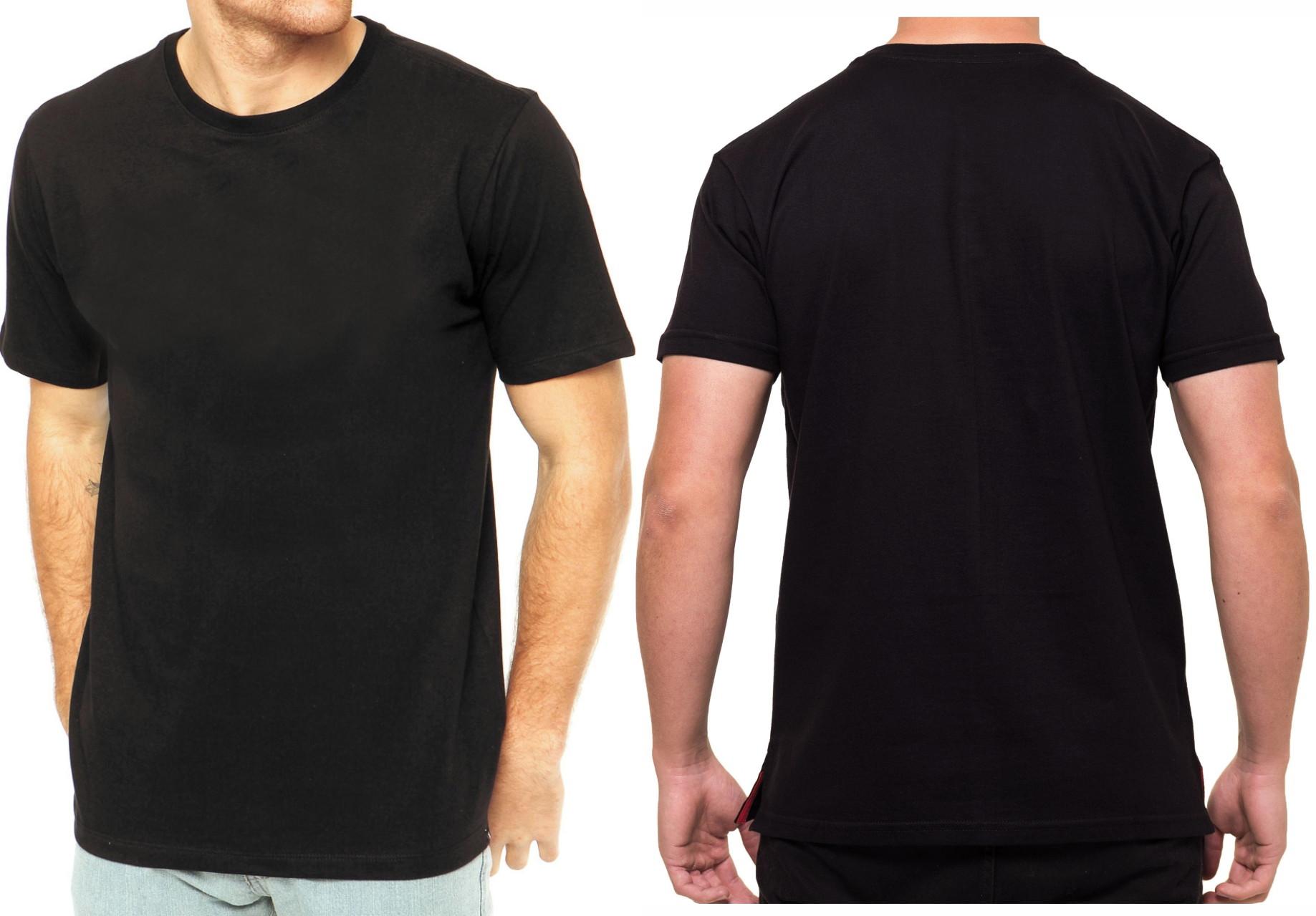 Kit c 5 Camisetas Atacado Lisa 100% Algodão -Cinza Clara no Elo7 ... dfc930b4fba
