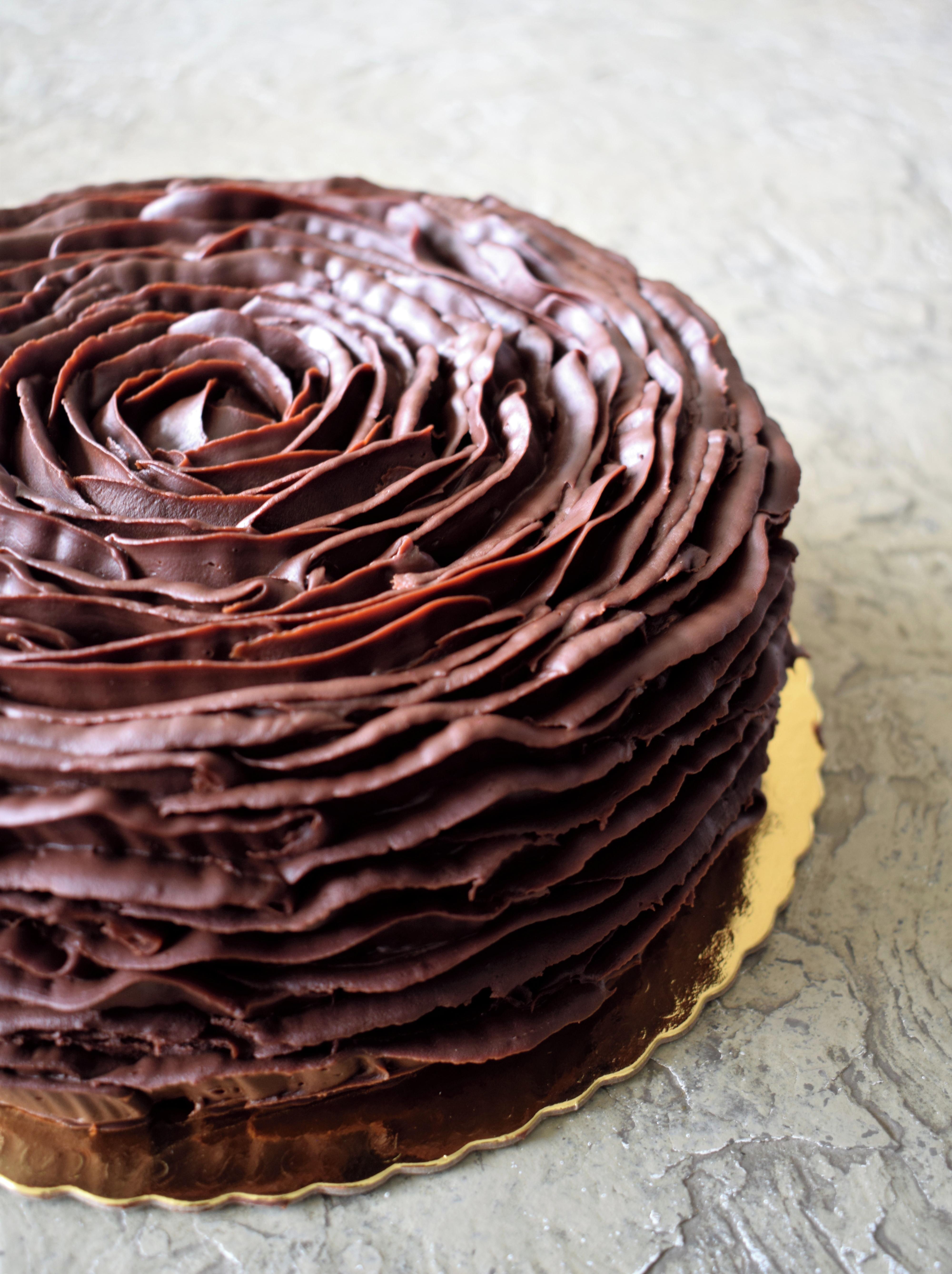 Bolo Trufa De Chocolate No Elo7 Patricia Bertola Confeitaria D0f379