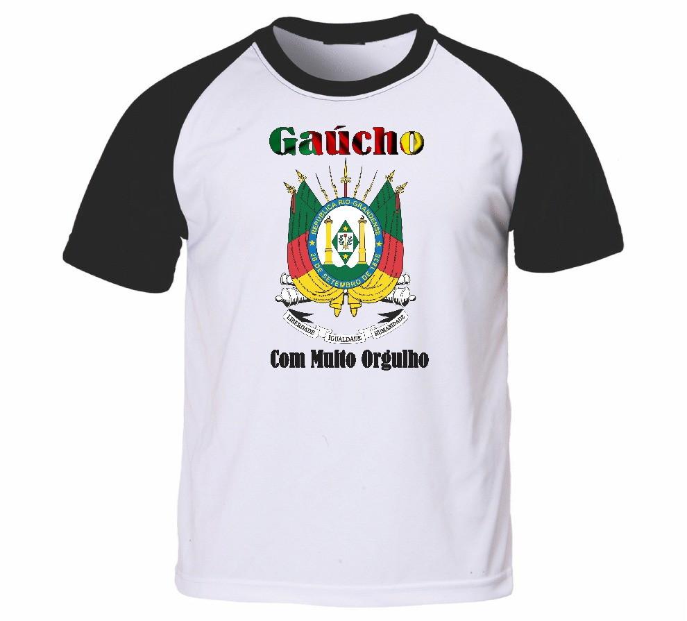 cabf6a8ae4 Gaucha Camiseta