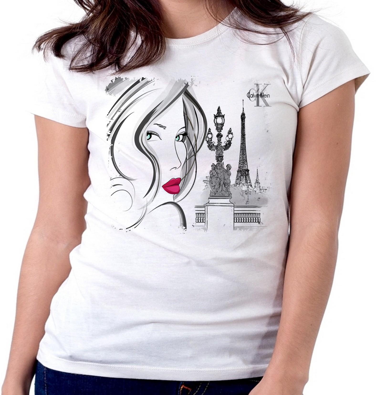 0e48478d54 Blusa Feminina Paris 4