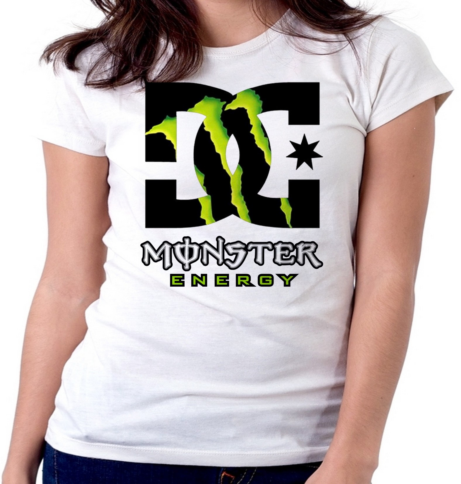9dd51fba09ca6 Blusa Feminina Ahs Monster