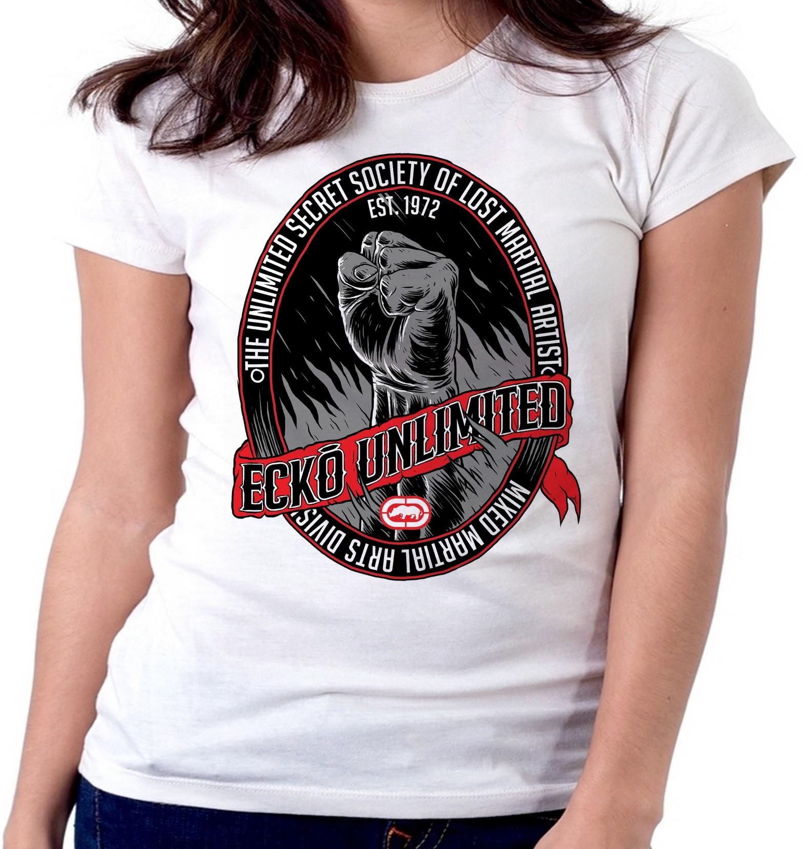 33b2eb9863f Camiseta Ecka Unltd