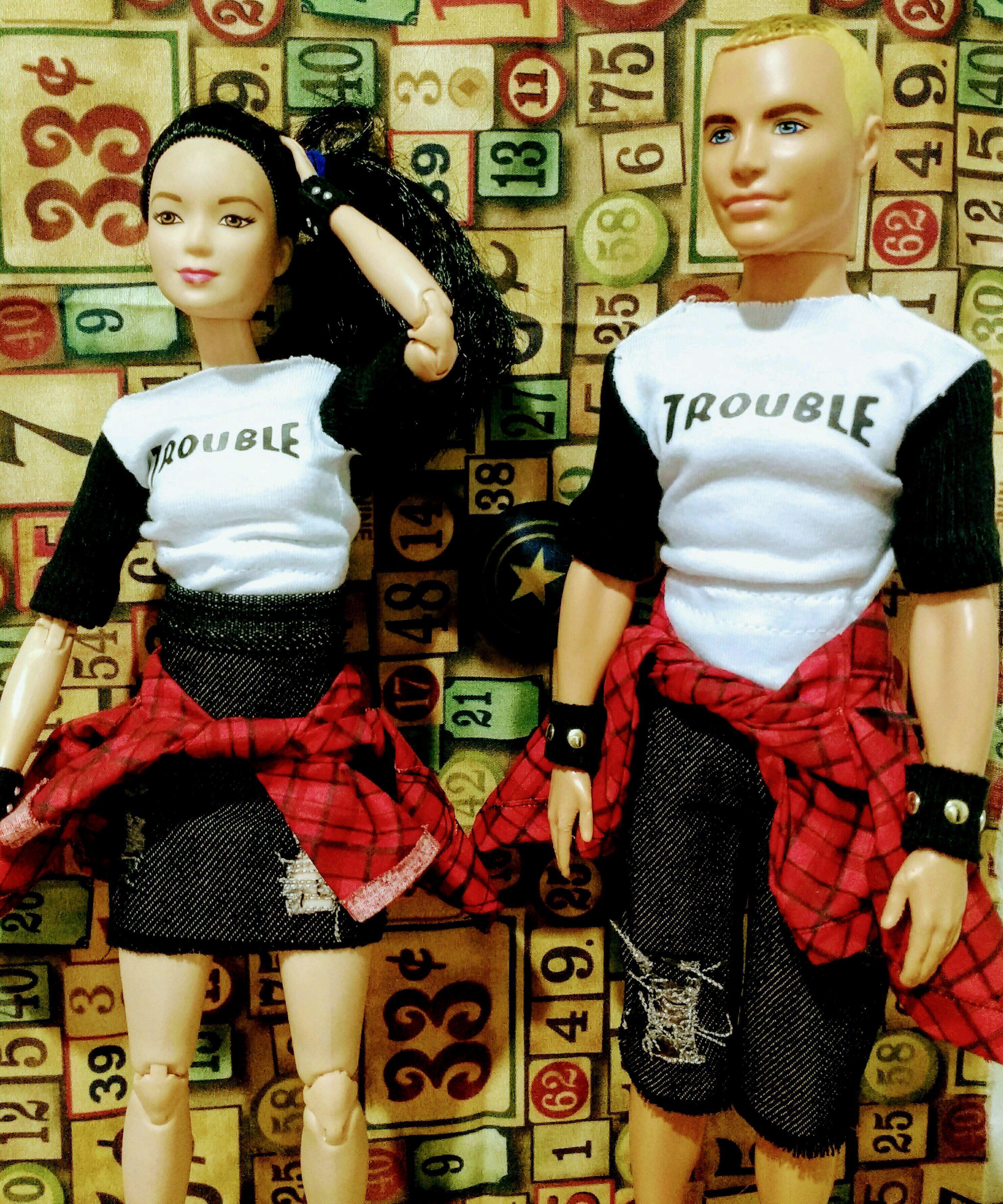 Roupas de Barbie - Coleção de Vall for Dolls (@vallfordolls) | Elo7