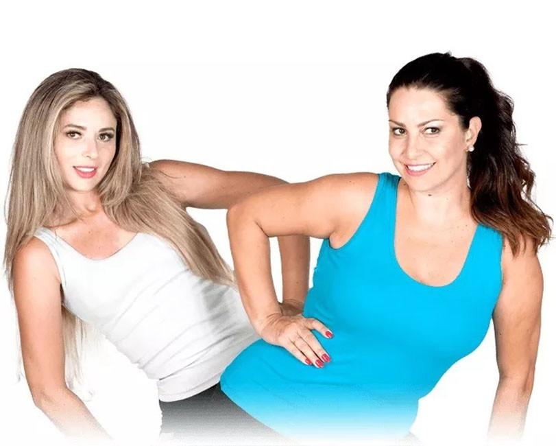 3acaa41261 Camiseta Regata Feminina Ribana Regatinha Preto e Azul Royal no Elo7 ...