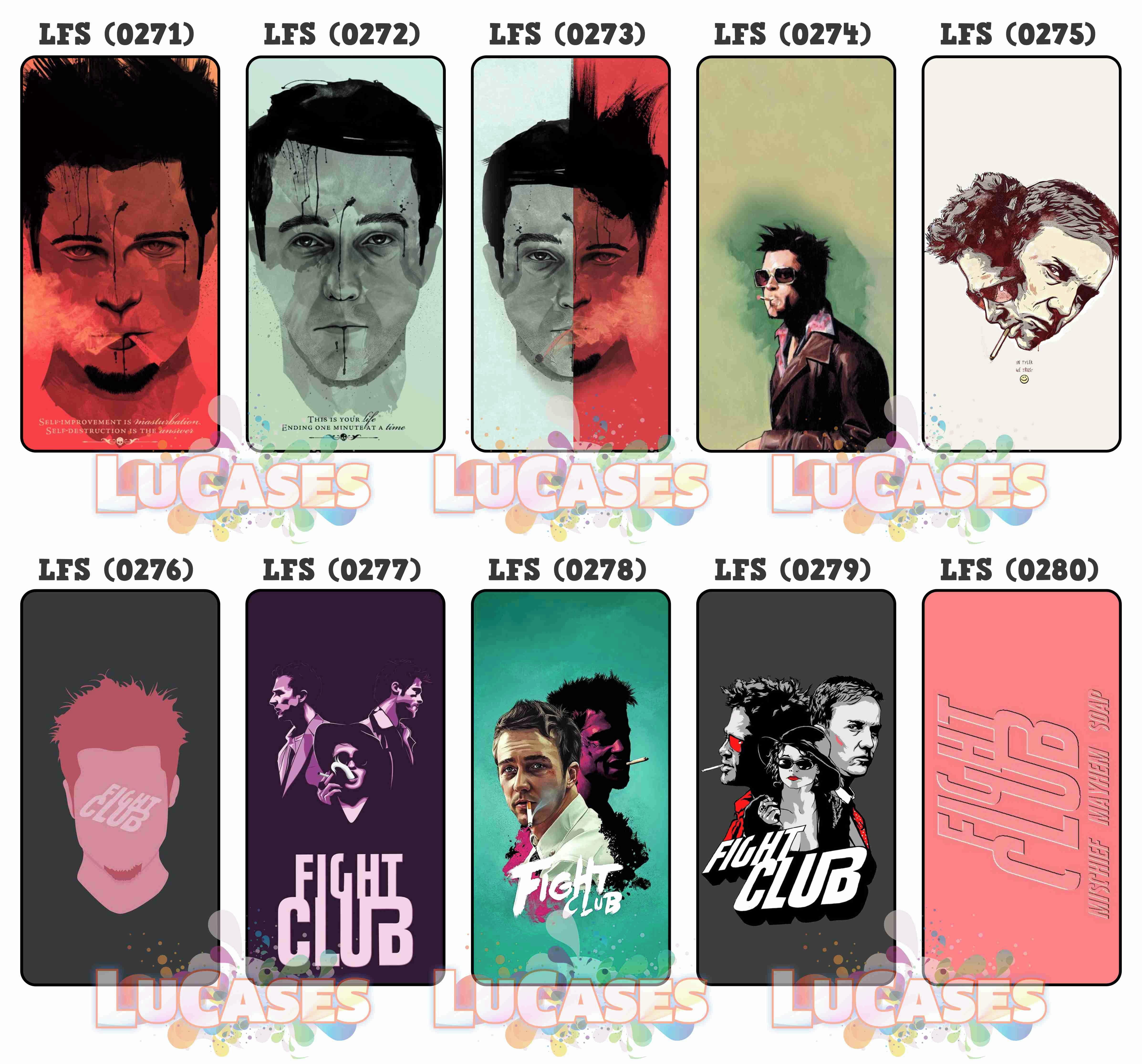 Capa Capinha Clube Da Luta Fight Club No Elo7 Loja Lucases D2450e