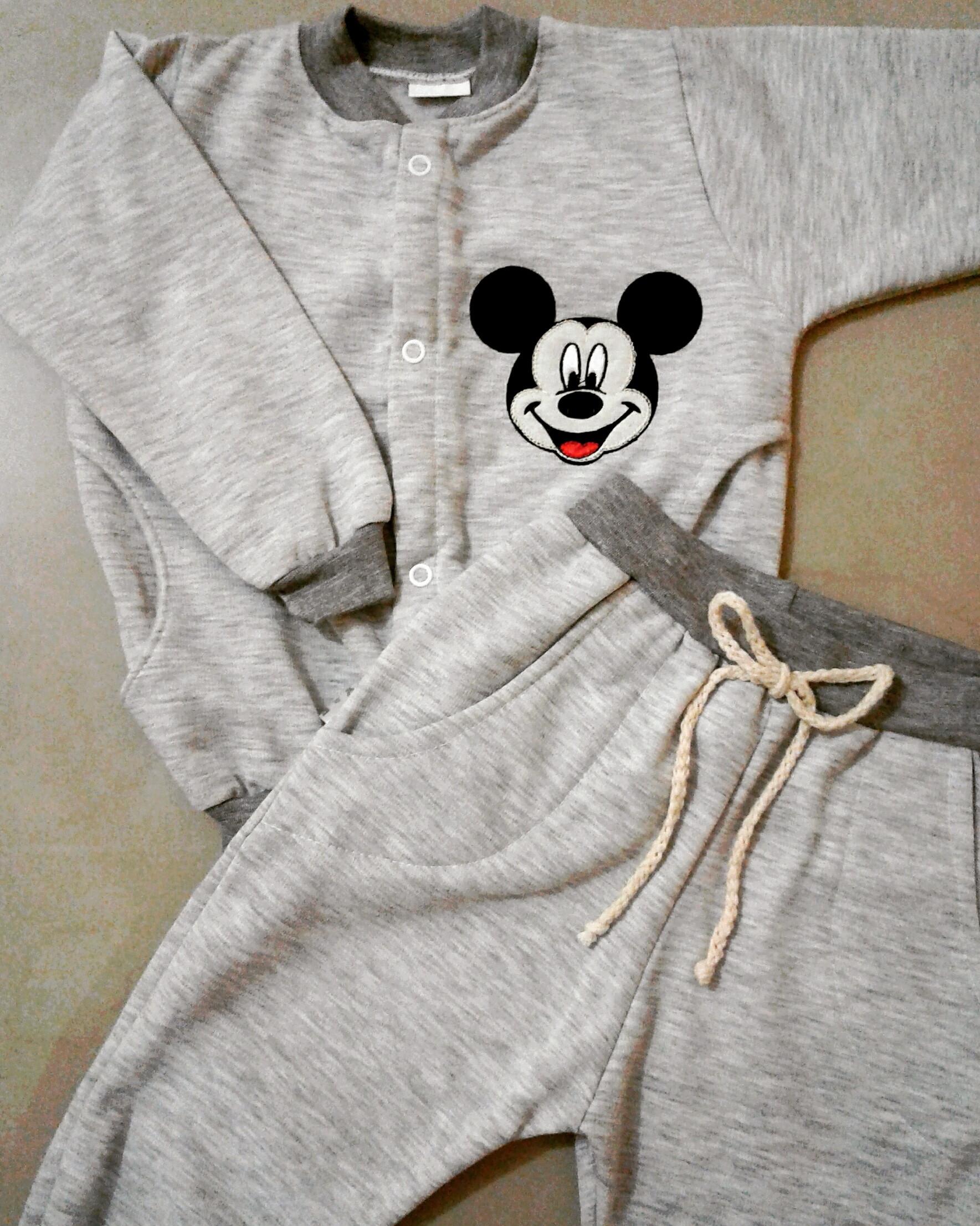 db6f8472b6 Moleton Infantil Mickey