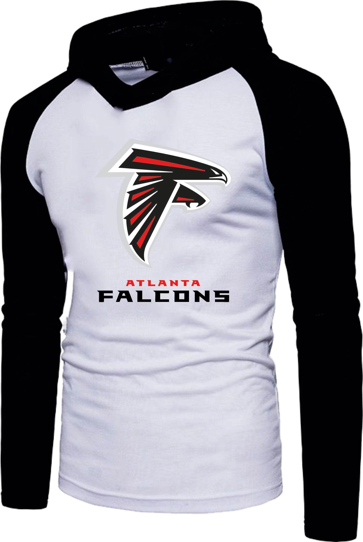 2db9ad07e8984 Camiseta Feminina Atlanta Falcons