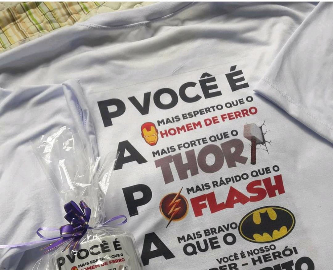 Kit Caneca e Camiseta  34ab3ef0bb40e