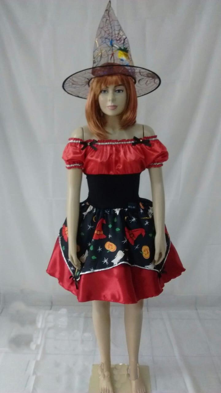 389fe7d035d6de Fantasia de Halloween Infantil | Elo7