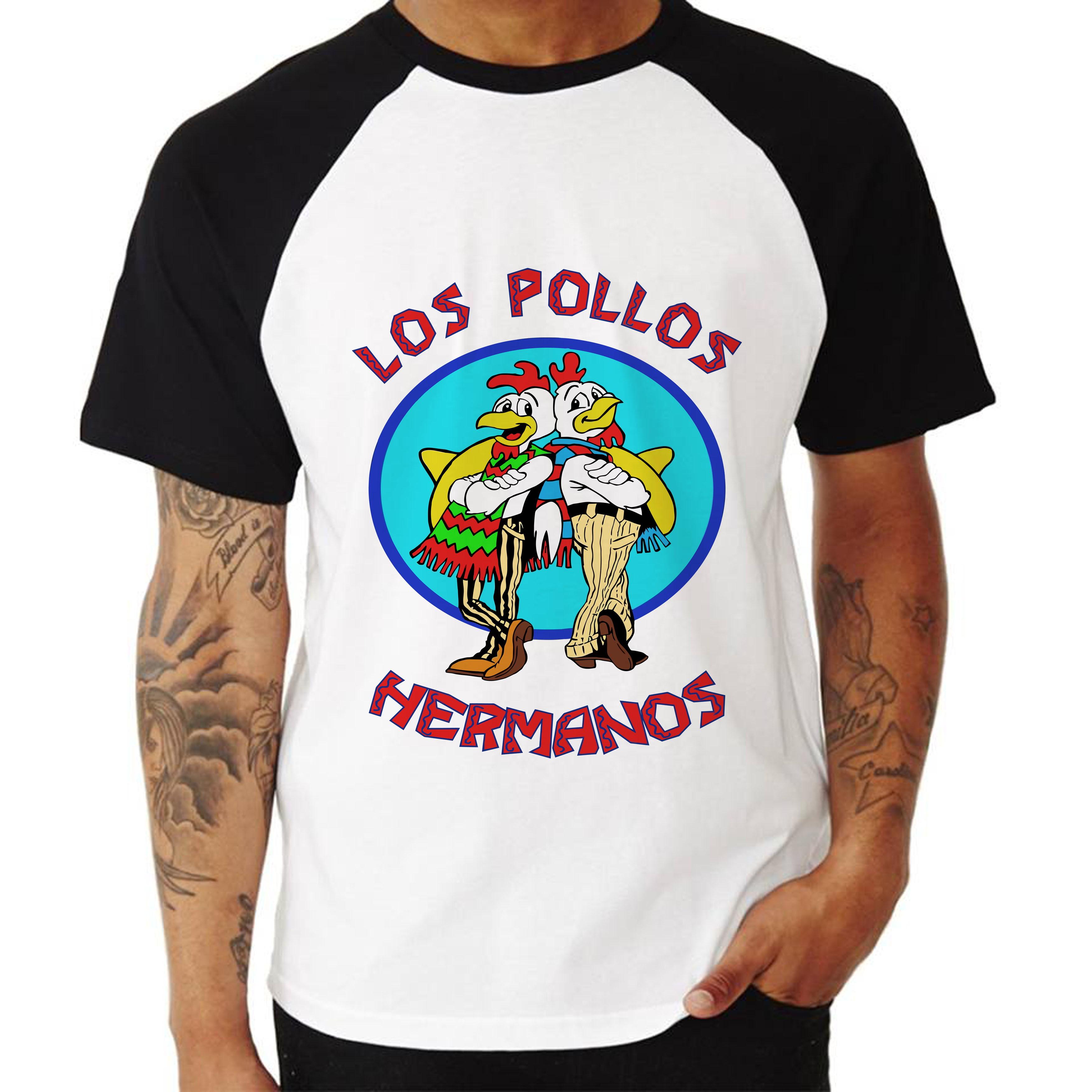 e84a83cf1 Camisa Heisemberg Breaking Bad Masculina