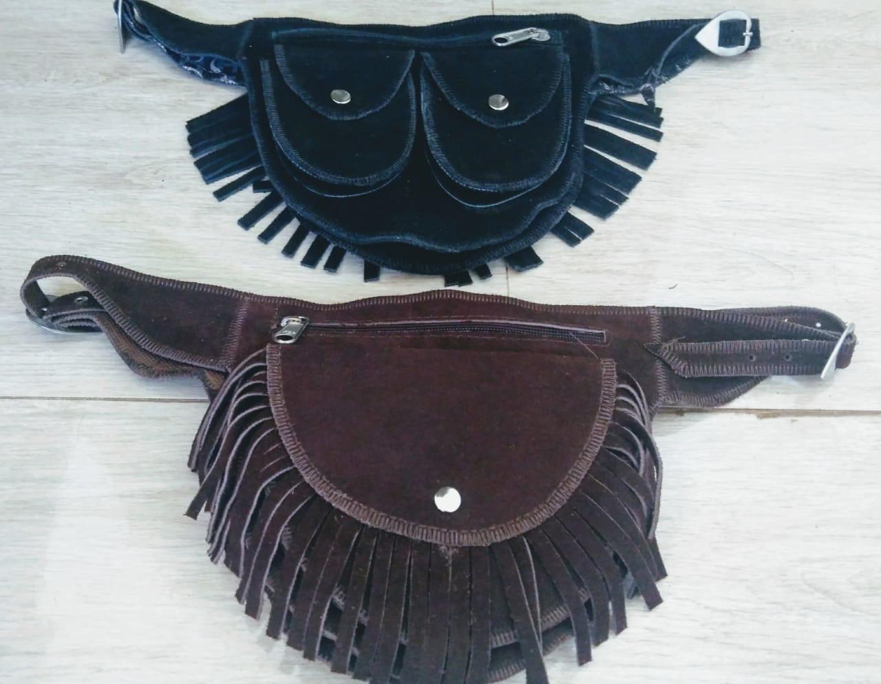 ee0e256554 Bolsa pochete feminina couro legítimo Oferta no Elo7