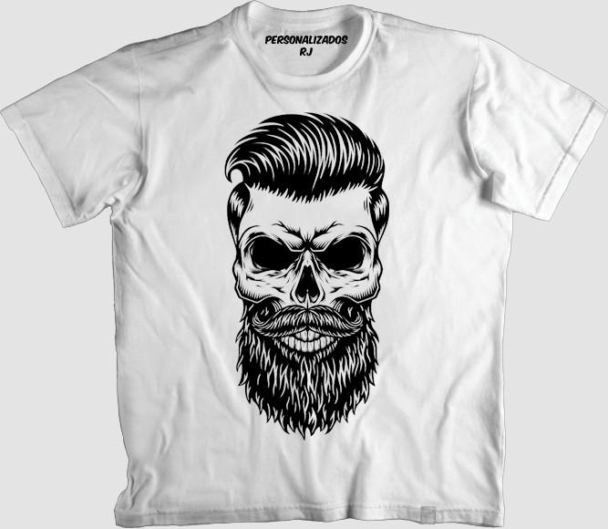 Camisa Caveira Italia  ddef16821cc7c
