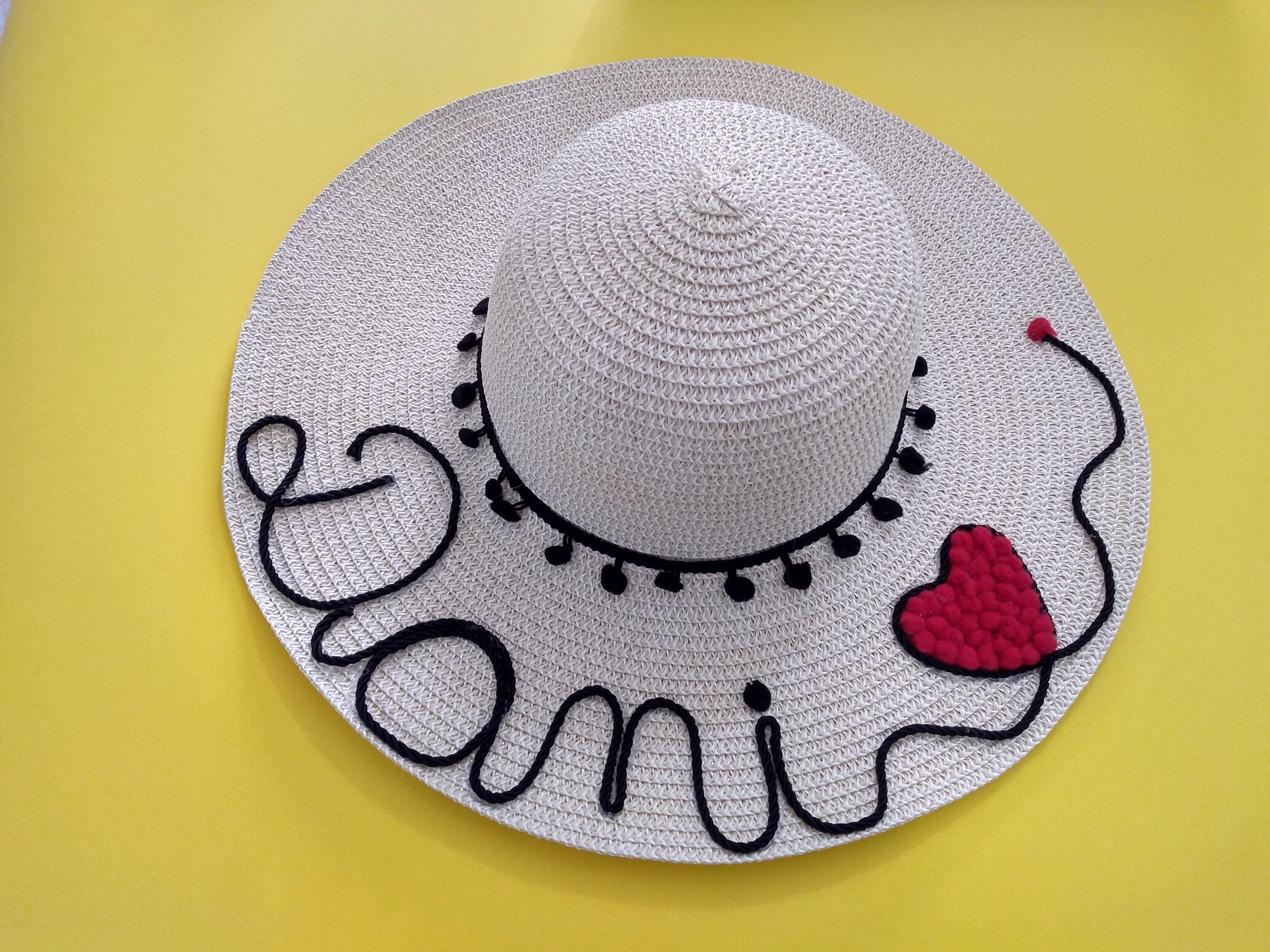 Chapéu Panamá Personalizado no Elo7  21793485269