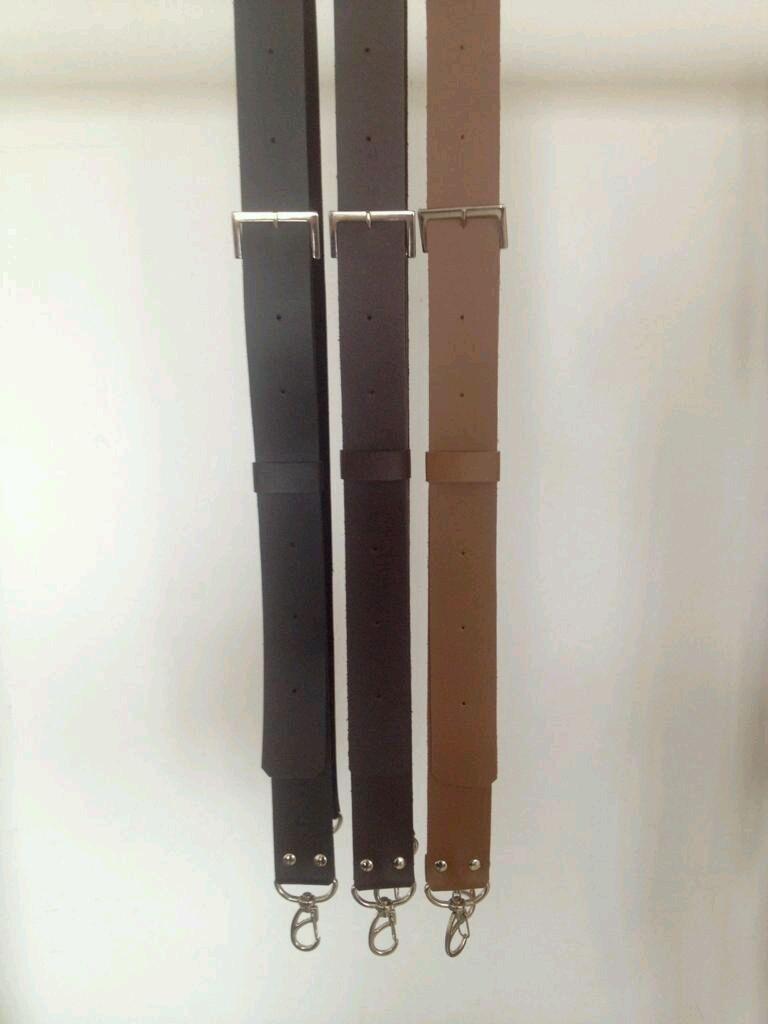 cc3db11157 Kit com 10 alças largas para bolsa tiracolo no Elo7