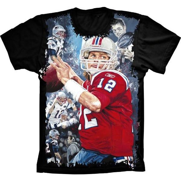 95e91f5af4 Camiseta Nfl Super Bowl Masculino e Feminino