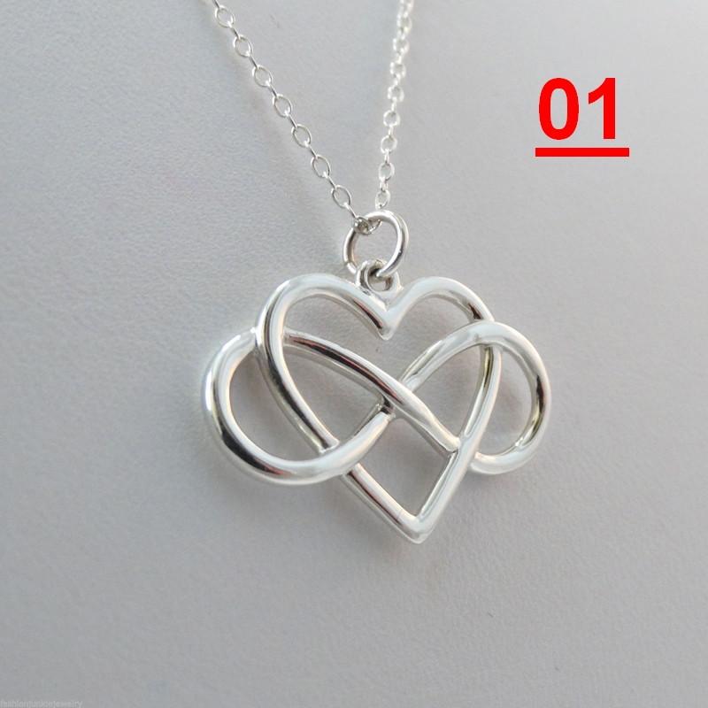 600f40637637e Colar Corrente Amor Eterno Amor   Elo7