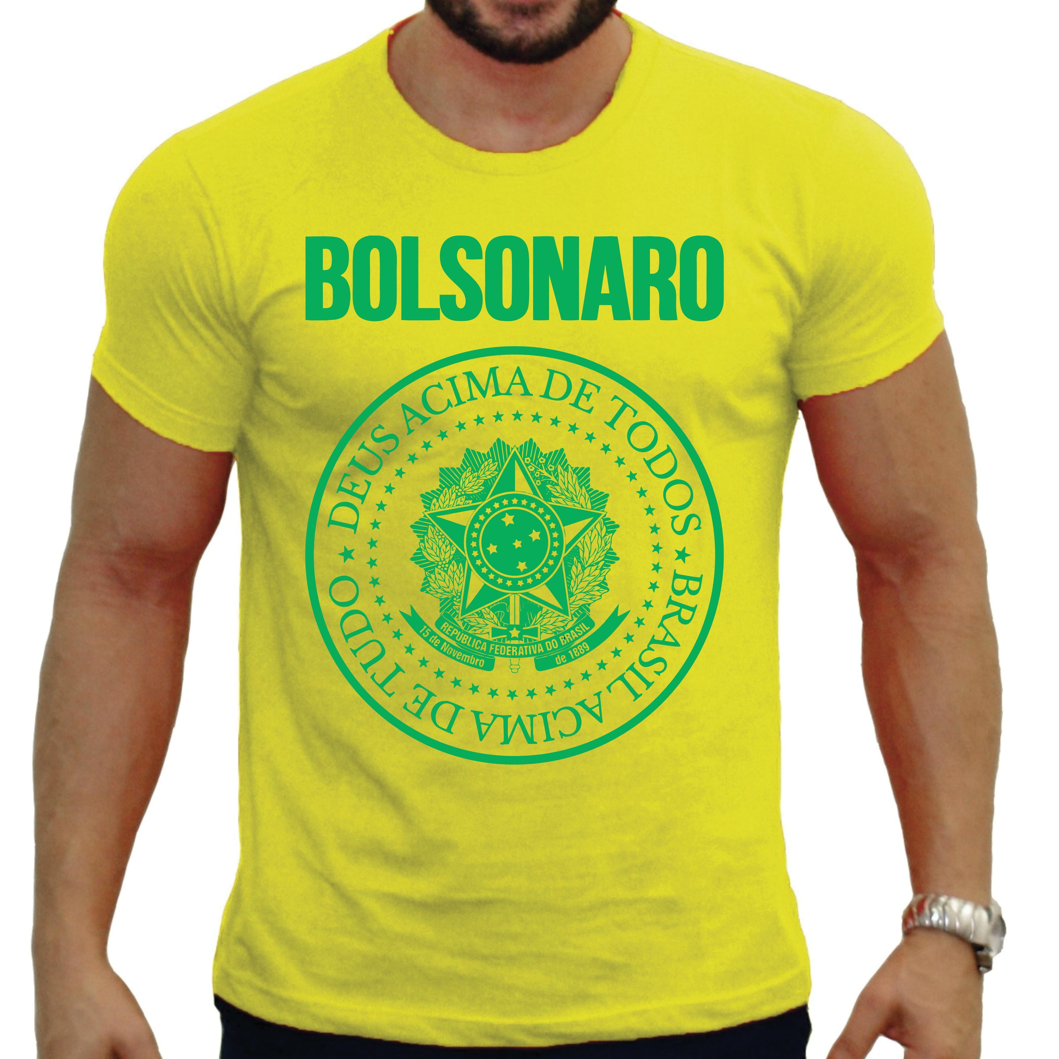 Camisa Bolsonaro  eb55a7c10ee